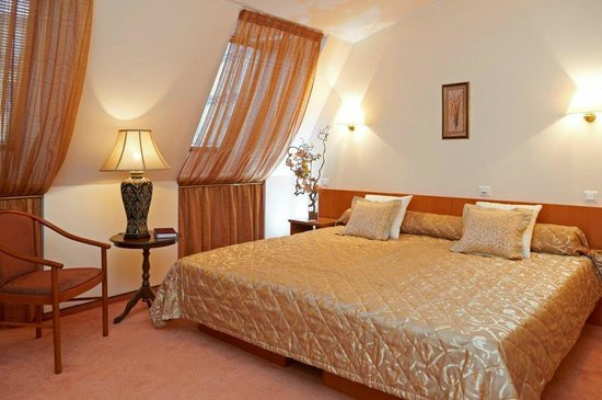 Arbat Nord Hotel: Standard double room on attic floor