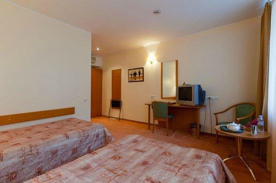 Arbat Nord Hotel: Standard twin room