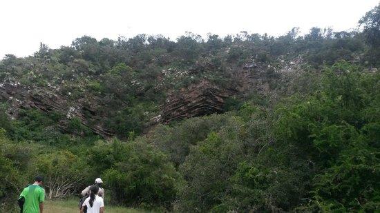Kwantu Private Game Reserve: Hiking trail