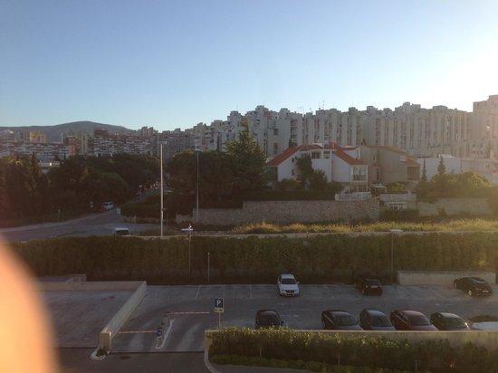 Radisson Blu Resort Split: stanza verso terra, vista dalla stanza