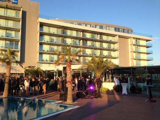 Radisson Blu Resort Split: Stanze vista mare