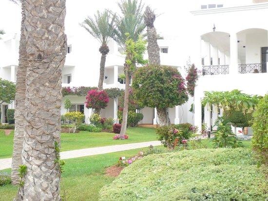 IBEROSTAR Founty Beach : Vue extérieure des chambres