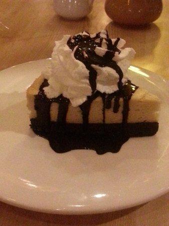 Art Cafe (ThaPhae Gate) : Brownie-Latte Cheesecake