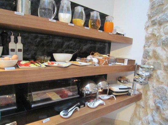 Marmont Hotel Heritage : 朝食