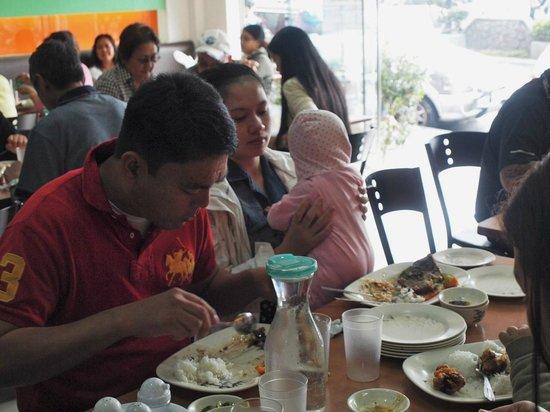 Tea House Restaurant and Bakeshop: Good food