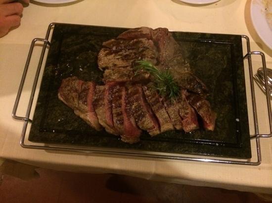 La Taverna di Moranda : Tuscan T-bone Steak