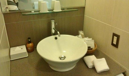 Citadines Central Shinjuku Tokyo : Wash basin
