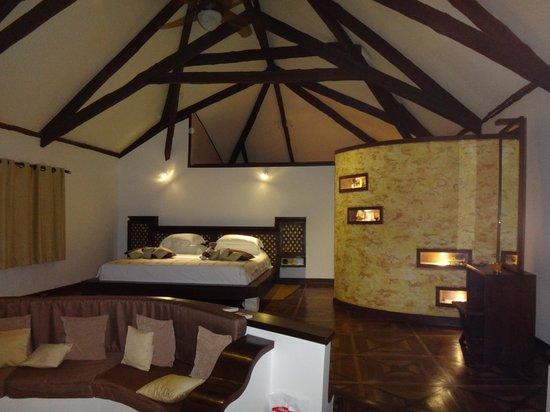 Ravintsara Wellness Hotel: бунгало, мы чувствовали себя, как дома - тот же стиль!