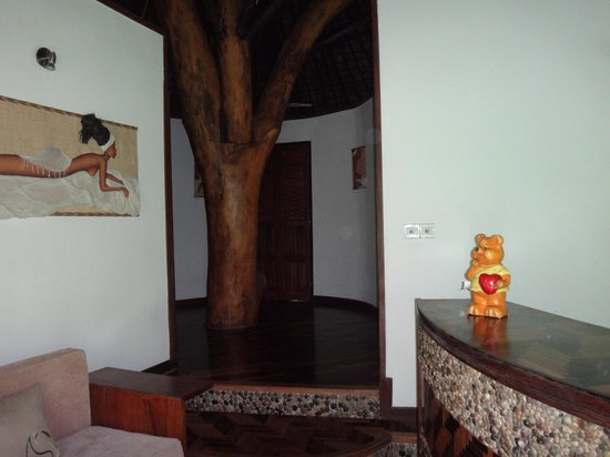 Ravintsara Wellness Hotel: СПА