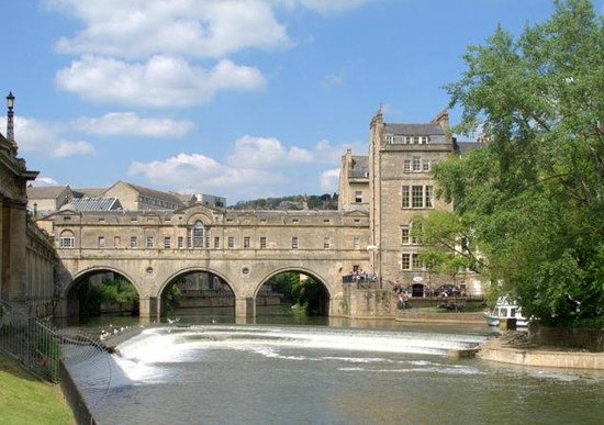 Pulteney Bridge & Weir, Bath