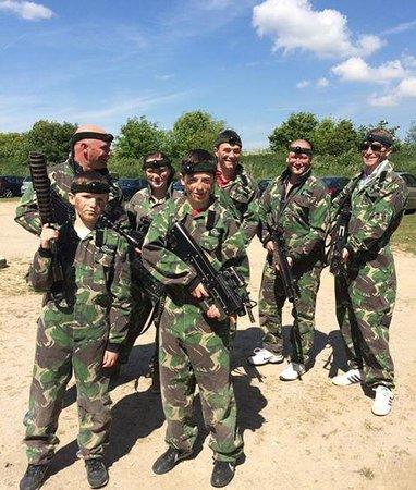 Battlefield LIVE Pennine: happy combat