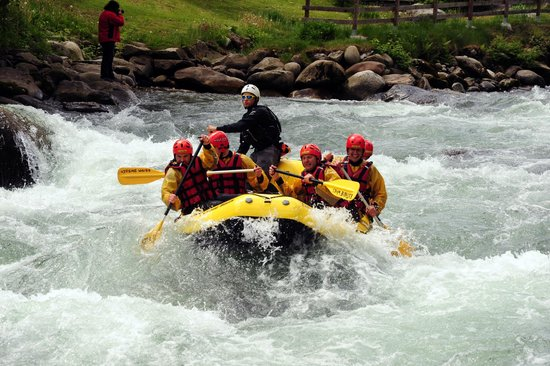 Extreme Waves Centro Rafting in Val di Sole: Rafting Val di Sole