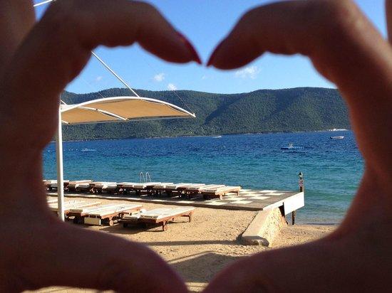 Ersan Resort & Spa: Lovely Beach
