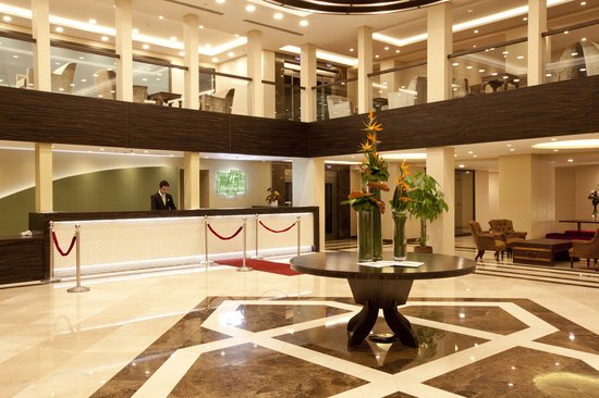 Holiday Inn Gebze - Istanbul Asia: Entrance - Reception