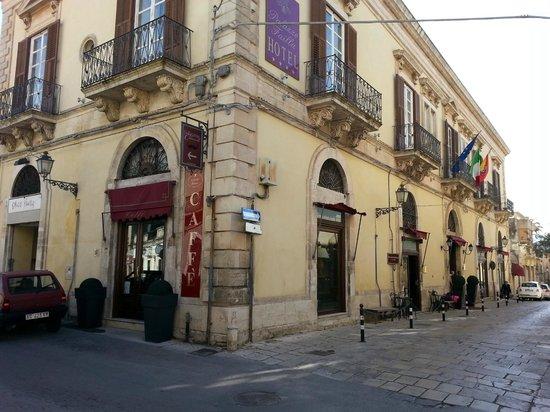 Hotel Palazzo Failla: Der Palast