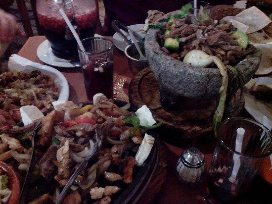 Los Metates : Отличный мясной ужин!