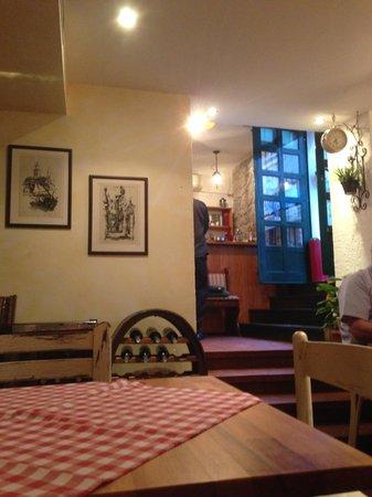Konoba Marjan: Il ristorante
