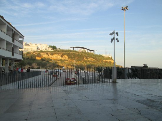 Cais D'Italia: View from the outdoor seating