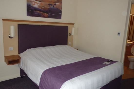 ‪‪Premier Inn Liverpool City Centre (Moorfields) Hotel‬: room‬
