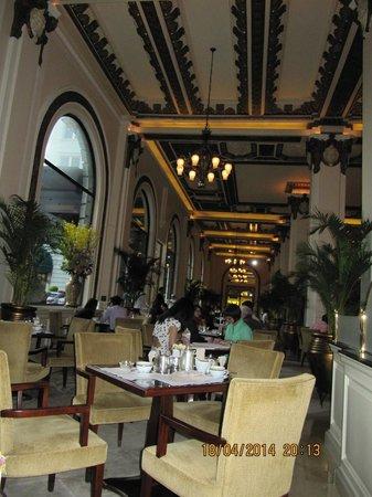 The Peninsula Hong Kong : Foyer