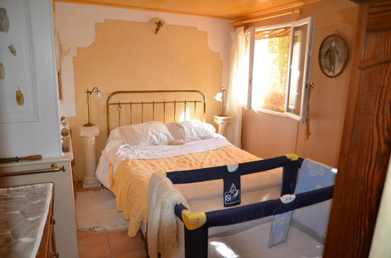 La Charlotte Aix en Provence: La chambre