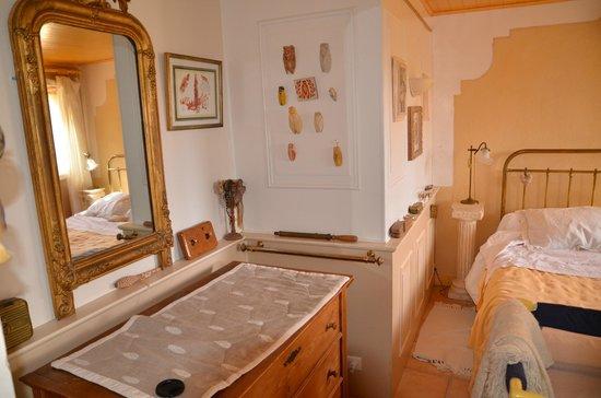 La Charlotte Aix en Provence: La chambre..