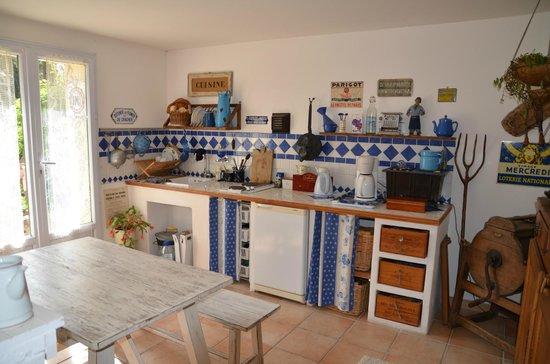 La Charlotte Aix en Provence: La cuisine
