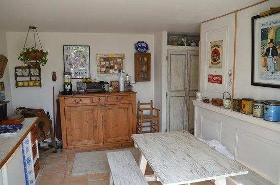 La Charlotte Aix en Provence : La cuisine