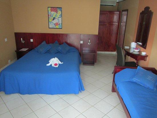 Salle D Eau Picture Of Coral Azur Beach Resort Trou Aux Biches