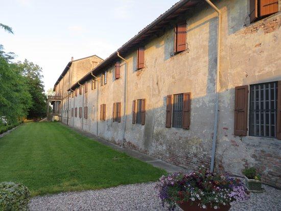 Antica Grancia Benedettina: Ingresso
