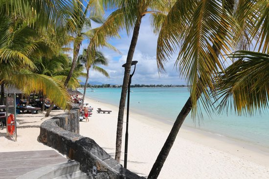 Beachcomber Trou aux Biches Resort & Spa: La plage