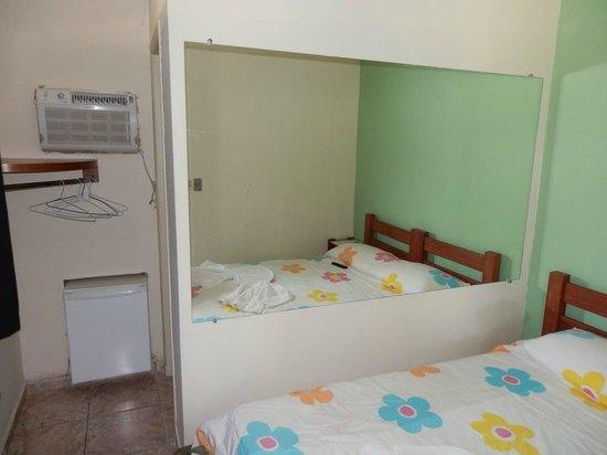 Hotel Ilha do Conde: Zimmer