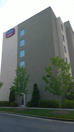 SpringHill Suites Atlanta Airport Gateway : Outside