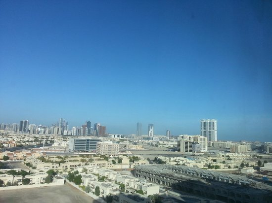 Ramada Chelsea Al Barsha : view from the 12th floor suite