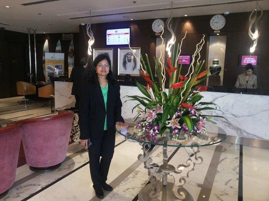 Ramada Chelsea Al Barsha : reception