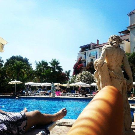 Sant Alphio Garden Hotel & Spa : Pool