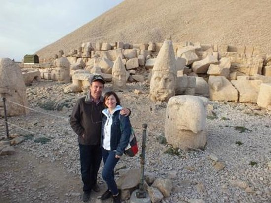 Mount Nemrut: Nemrut Batı Terası