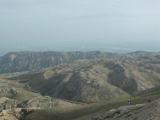 Mount Nemrut: Nemrut'tan Atatürk Barajı