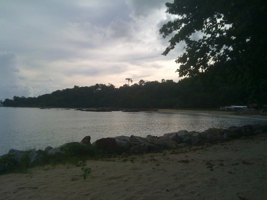 Century Langkawi Beach Resort: our sliver of a beach