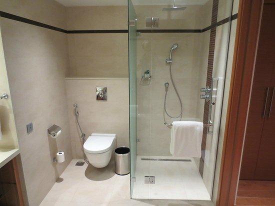 Hilton Bangalore Embassy GolfLinks: Bathroom, with shower