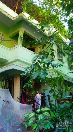 Green Woods-Bethlehem: the house
