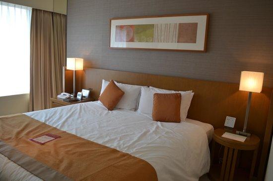 Keio Plaza Hotel Tokyo: Kasur
