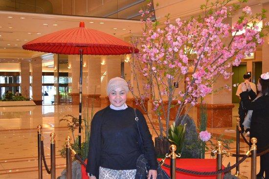 Keio Plaza Hotel Tokyo: Sakura