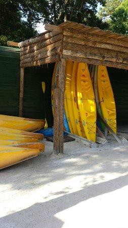 King's Landing: Canoe and kayak rental