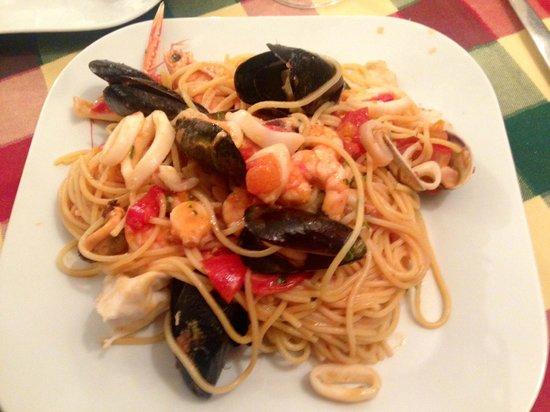 Gianat : Spaghetti al Cartoccio