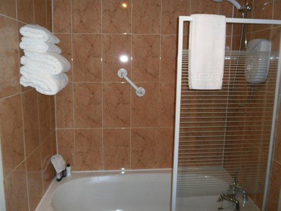 The Harrogate Brasserie Hotel: Nice tiles