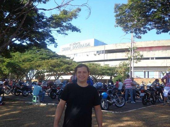 Serra Dourada Stadium : Serra Dourada