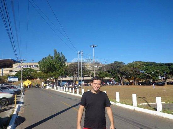 """Serra Dourada Stadium : Goiânia """"Estádio Serra Dourada"""""""
