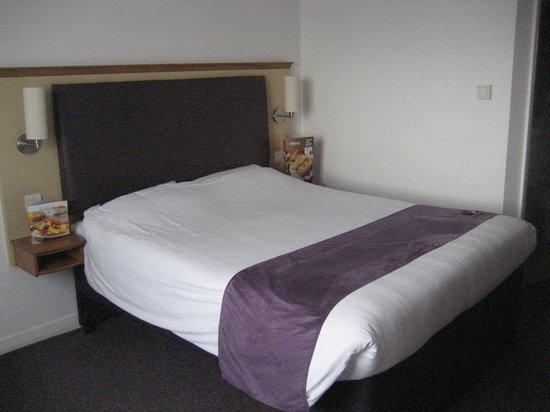 Premier Inn Carrickfergus Hotel: Leaba