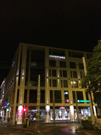 Courtyard Budapest City Center : Courtyard by Marriott Budapest City Center